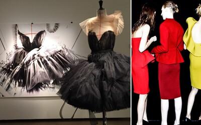 Zavítali sme do Paríža na výstavu Lanvin, ktorá umožňuje návštevníkom nahliadnuť do ateliéru Lanvin