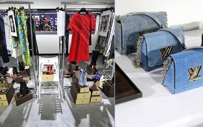 Zavítali sme do Ríma na výstavu Louis Vuitton, ktorá zobrazuje letnú kolekciu a odhaľuje inšpiráciu kreatívneho riaditeľa
