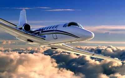 Zavolaj si odvoz, miesto auta však príde súkromné lietadlo. Aplikáciu môžeš využiť aj pri ceste na dovolenku