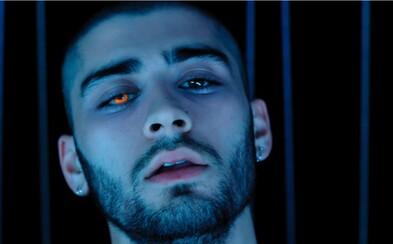 Zayn Malik, plno svetiel a laserov. Taký je futuristický klip bývalého člena One Direction