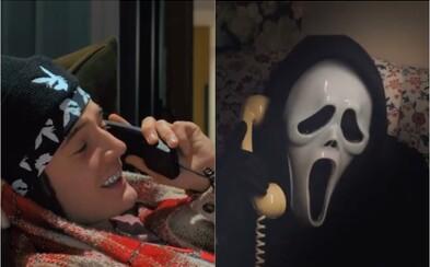 """Zayo ohlašuje nové album vlastní verzí legendární """"Wassup?"""" scény ze Scary Movie"""