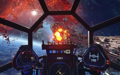 Zažij vesmírné bitvy v Star Wars: Squadrons. Adrenalinová hra vyjde ještě letos