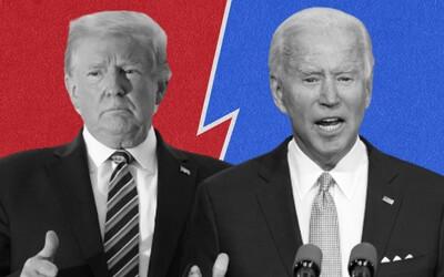 Záznam: Bližšie k víťazstvu je Biden, aj keď sa Trump sám vyhlásil za nového prezidenta Spojených štátov