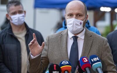 Záznam: Na Slovensku otestovali viac ako 3 milióny ľudí