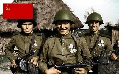 Zbraně Rudé armády jako pýcha sovětského zbrojního průmyslu. Od granátů až po plamenomety