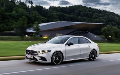 Zbrusu nový model od Mercedesu zaujme designem, interiérem i rekordní aerodynamikou