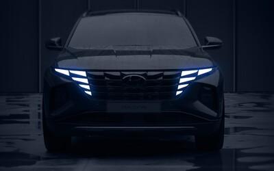 Zcela nový Hyundai Tucson přijde s mimořádně futuristickým designem