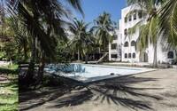 Zchátralá bohémská vila drogového bosse Pabla Escobara, kde se před lety konaly nejlegendárnější párty v Karibiku
