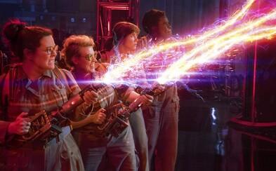 Zdá sa, že minuloroční Ghostbusters to v skutočnosti s rozpočtom mierne prehnali