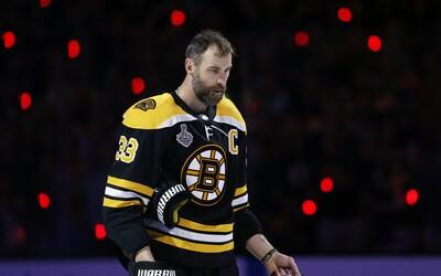 Zdeno Chára bude najstarším hráčom NHL
