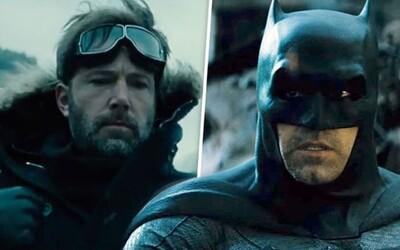 Zdroje z Warner Bros. hovoří jasně: Ben Affleck končí a v sólovce The Batman se neobjeví. Studio už ale má vytipovanou náhradu