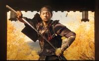 Ze samuraje Jina se v Ghost of Tsushima stane tichý zabiják. Impozantní trailer slibuje nejlepší samurajskou hru historie