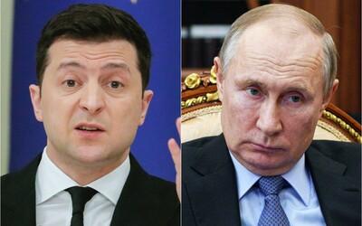 Zelenskyj pozval Putina na stretnutie v Donbase. Rusko medzičasom stupňuje vojenské cvičenia