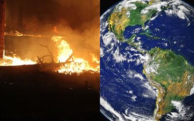Zem sa blíži do bodu, z ktorého už nebude návratu. Nekontrolovateľné otepľovanie by mohlo ohroziť ľudskú existenciu