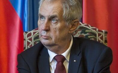 Zeman chce po Babišovi odvolání ministra zdravotnictví Jana Blatného i šéfky SÚKL