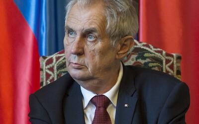 Zeman o tornádu na Moravě: Je to katastrofa, ale také příležitost k tomu, abychom vyjádřili solidaritu