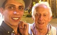 Zemřel 81letý bývalý farář, který si vzal za manžela mladého zajíčka. Vdovec tvrdí, že má nárok na manželův důchod