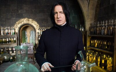 Zemřel Alan Rickman, nezapomenutelný představitel profesora Snapea nebo Hanse Grubera