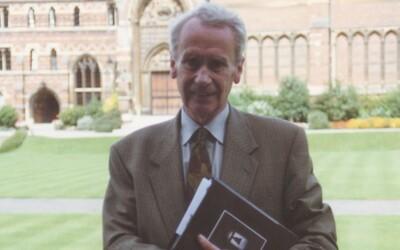 Zemřel Christopher Tolkien, syn autora Pána prstenů