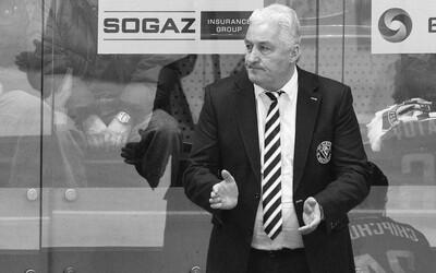 Zemřel hokejový trenér Miloš Říha. Bylo mu 61 let