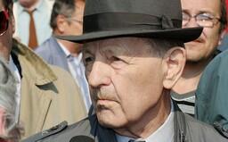 Zemřel Milouš Jakeš, bývalý generální tajemník ÚV KSČ. Bylo mu 97 let