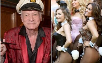 Zemřel muž, který svlékl nejvíce ženských celebrit světa. Zakladatel Playboye Hugh Hefner nás opustil ve věku 91 let