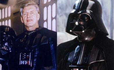 Zemřel představitel Darth Vadera, britský herec David Prowse.