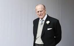 Zomrel princ Philip, vojvoda z Edinburghu