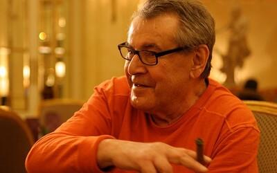 Zemřel režisér Miloš Forman, autor geniálních filmů Přelet nad kukaččím hnízdem či Amadeus