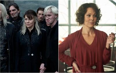 Zemřela herečka Helen McCrory, známá jako Malfoyova matka z Harryho Pottera či hvězda Peaky Blinders