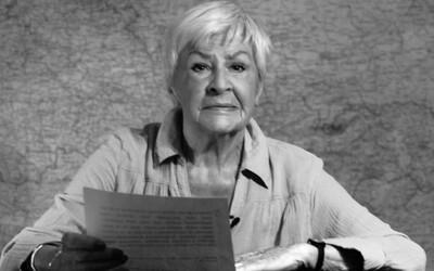 Zemřela Kamila Moučková