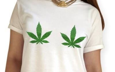 Žena dostala pokutu skoro 700 €, pretože v Chorvátsku nosila tričko s marihuanou