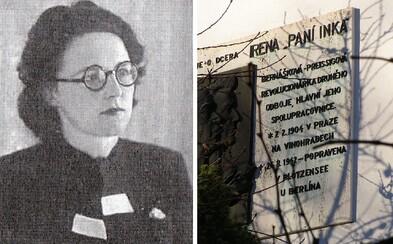 Žena, která byla zasnoubená se smrtí. Jaký byl život jedné z nejstatečnějších českých protinacistických odbojářek?