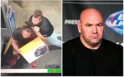 Žena vlastným telom zabránila krádeži v obchode, aj tak ju vyhodili. Šéf UFC chce, aby pracovala pre neho