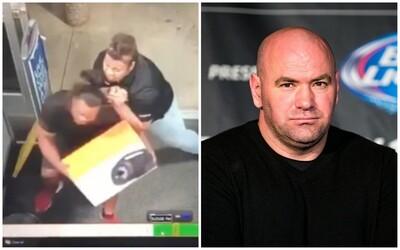 Žena vlastním tělem zabránila krádeži v obchodě a vyhodili ji. Šéf UFC chce, aby pracovala pro něj