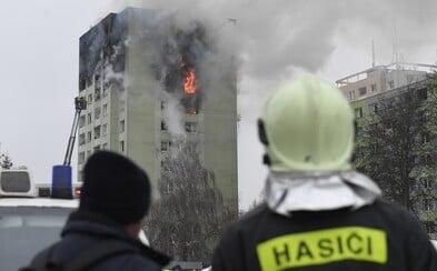 Žena z poškozené bytovky v Prešově po explozi: Sousedé říkali, že se během prací na opravě poškodily rozvody plynu