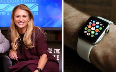 Žena zjistila, že ji přítel podvádí díky chytrým hodinkám. O čtvrté ráno se mu podezřele zvýšil tep