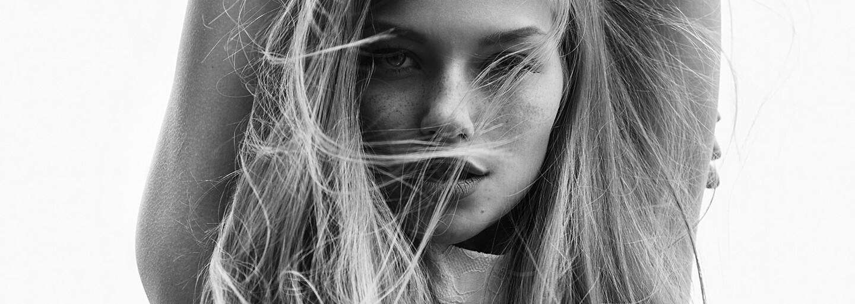 Ženská krása od našich západných susedov: Refresher Dievča Hanna Vlasáková zaujme nielen pehami, ale napríklad aj prenikavými očami