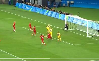 Ženské finále olympijského futbalu rozhodol absurdný vlastný gól, ktorý bude hráčku dlho mrzieť