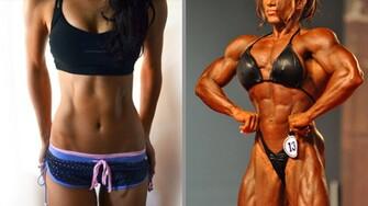 """Ženy a cvičení: """"Ale já nechci být taková svalnatá!"""""""
