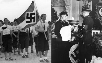 Ženy odevzdávaly své děti nacistické říši, aby pomohly vytvořit národ árijců aneb Himmlerův Pramen života