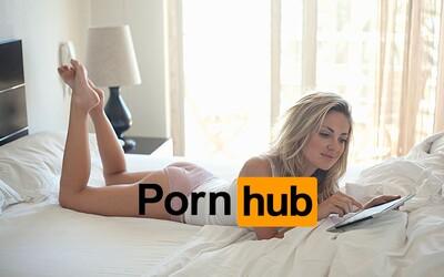 Ženy sledují na mobilech porno častěji než muži, tvrdí Pornhub. Co zajímavého jsme se ještě dozvěděli?