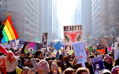 Ženy v Amerike znova bojovali za svoje práva. Takto vyzeral Women March 2018