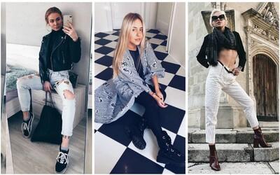 Ženy z Česka a Slovenska nám opět dokazují svůj dokonalý přehled v oblékání a trendech