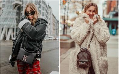 Ženy z našich končin odstartovaly rok 2019 ve velkém stylu. Sleduj nejzajímavější outfity za leden