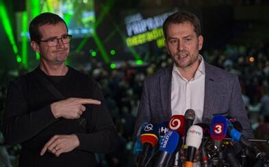 Zhrnutie: Voľby vyhral Matovič, Smer skončil druhý a koalícia PS/Spolu sa do parlamentu nedostala