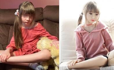 Zhrozená matka našla na Amazone sexuálnu bábiku, ktorá sa nápadne podobá na jej osemročnú dcéru