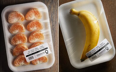 Žiadna ovocná šupka sa nerozkladá 400 rokov. Úderná kampaň bojuje proti nezmyselným plastom