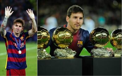 Žiadne prekvapenie sa nekonalo. Lionel Messi vyhral už piatu Zlatú loptu!