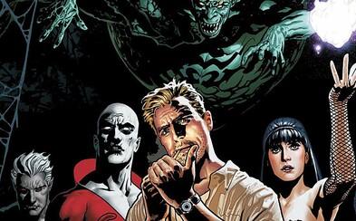 Žiadny Superman ani Batman, pripravte sa na drsnú Justice League Dark